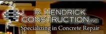 R Hendricks crop